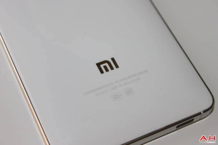 Rumor: Xiaomi Mi 5 To Feature A 5.2″ 2K Display, 4GB Of RAM And Cost 1,999 Yuan ($322)