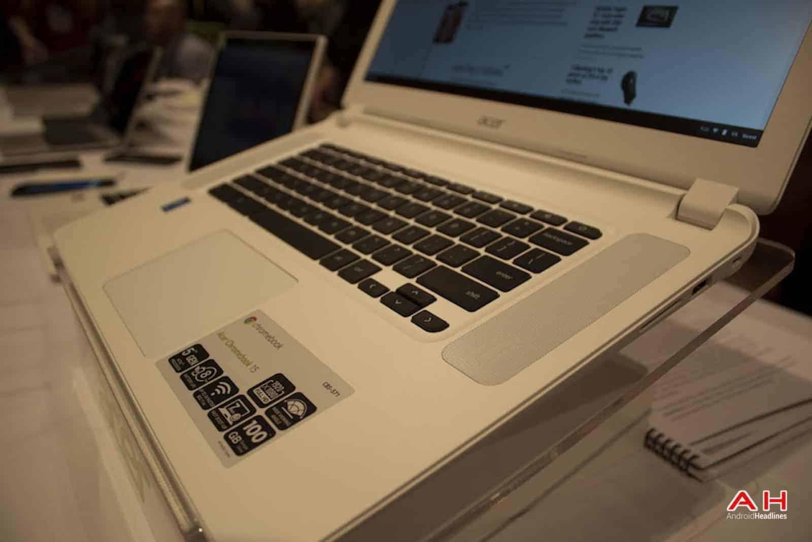 AH Acer Chromebook 15-3