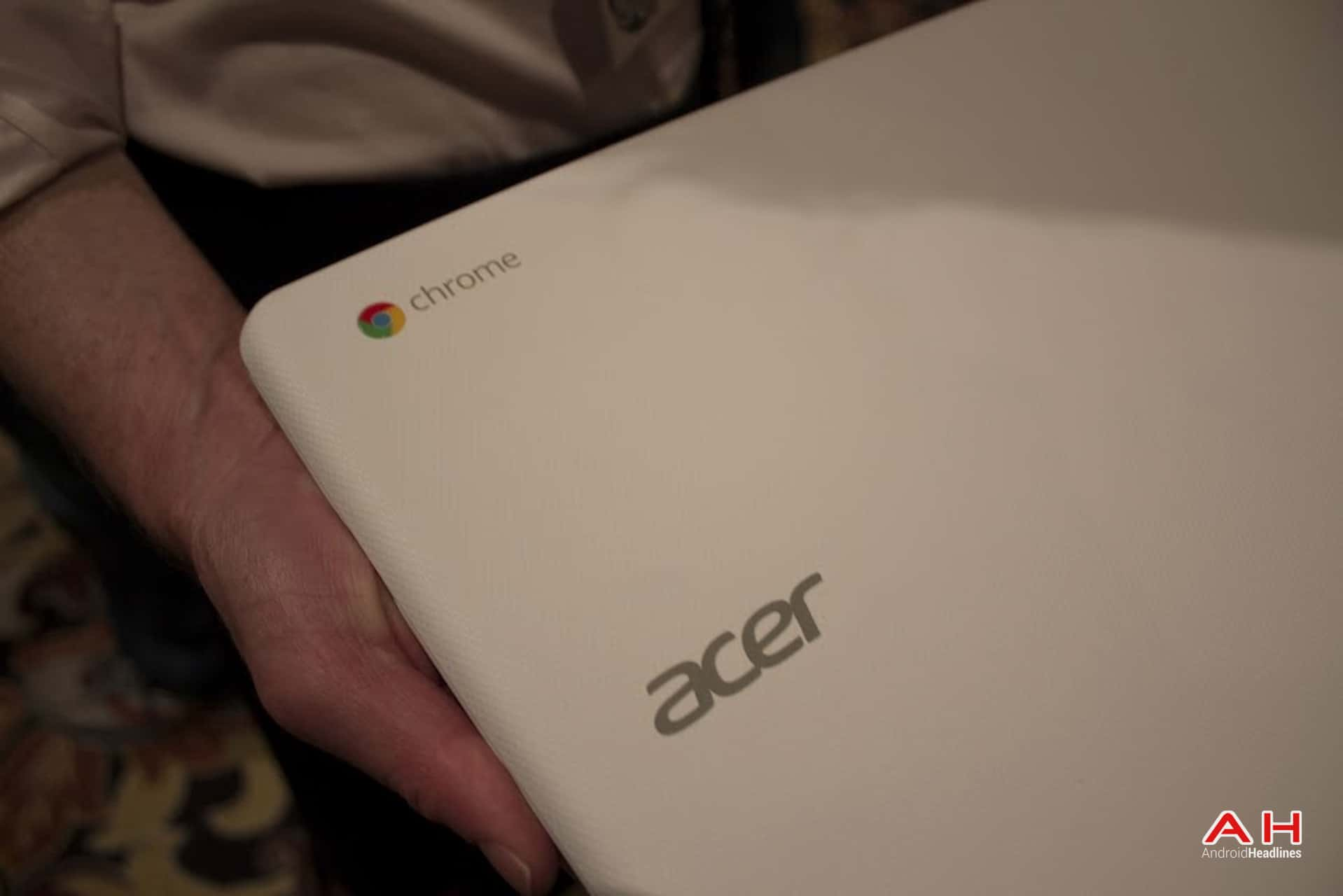 AH Acer Chromebook 15-7