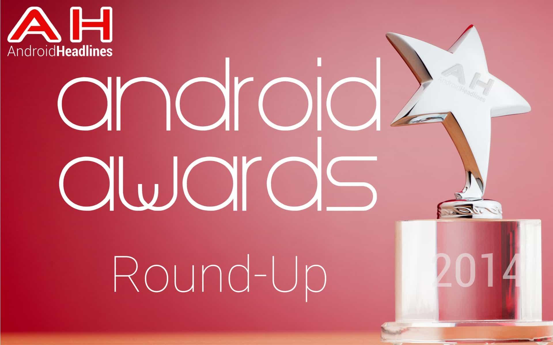 AH Awards 2015 Round Up