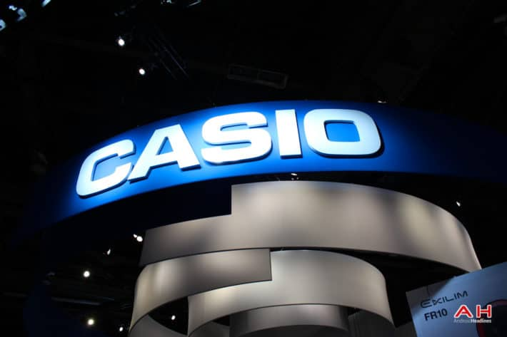 Casio Said To Launch A Smartwatch Next Year