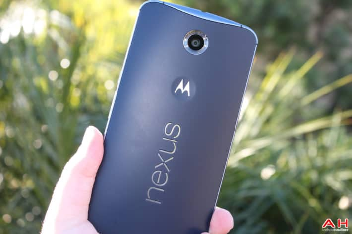 Canada's Nexus 6 Rollout of Android 5.1 Lollipop is Complete