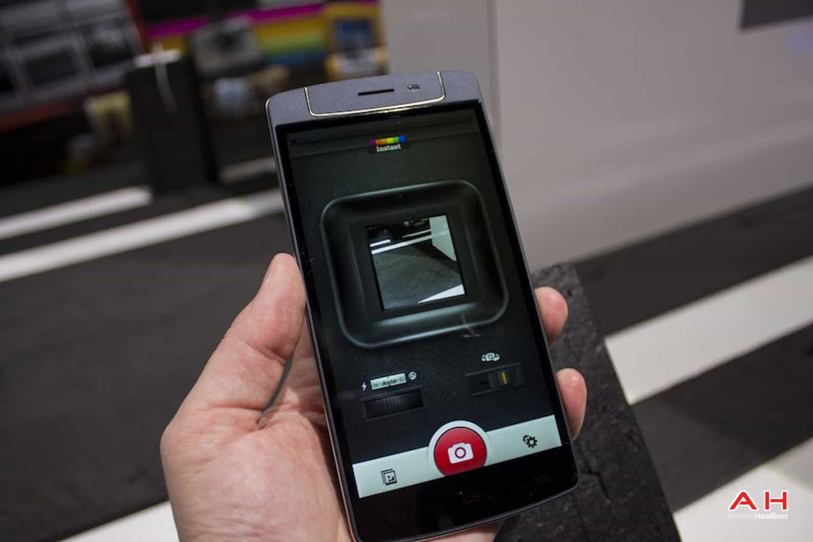 AH Polaroid Selfie-3