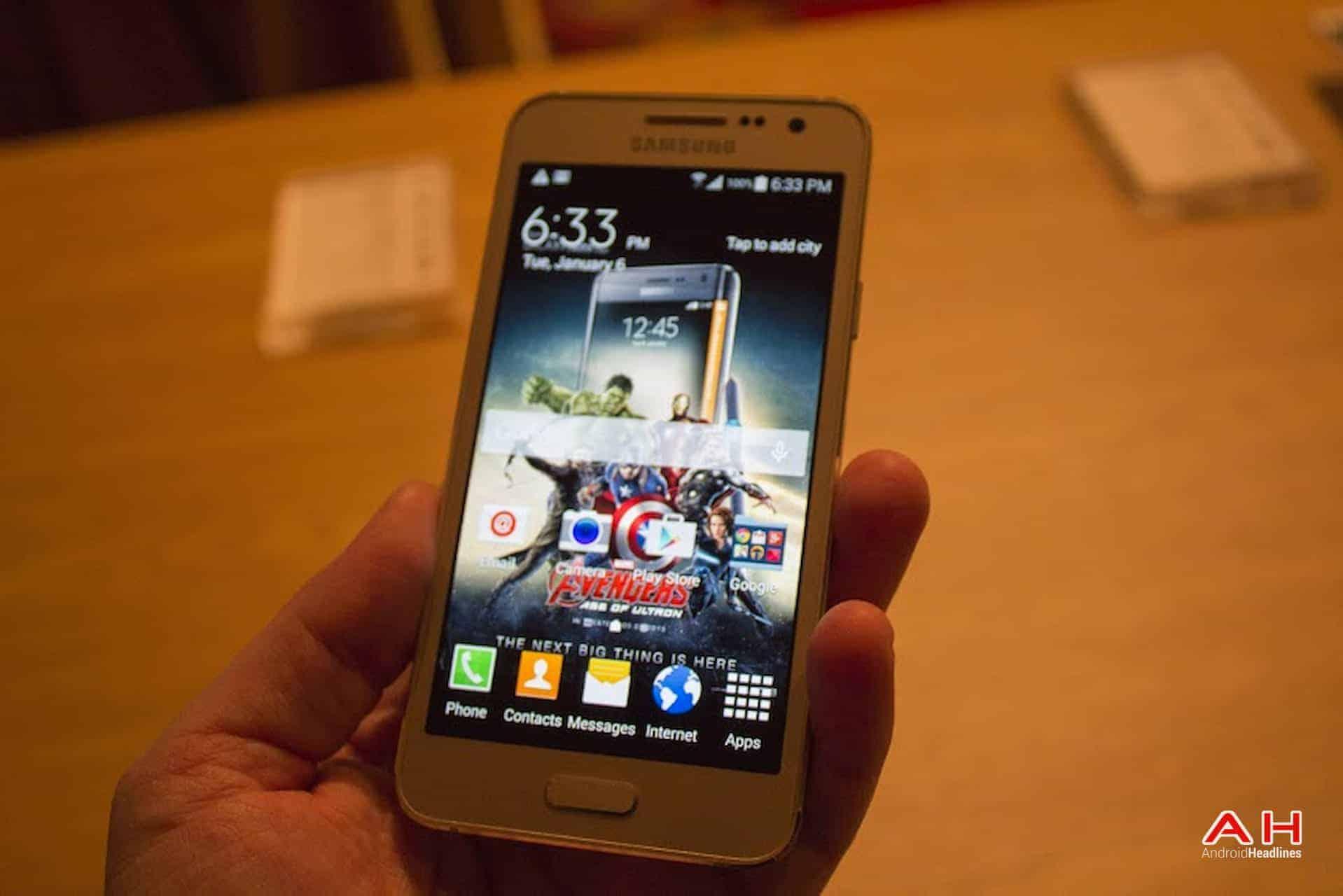 AH Samsung Galaxy A3-10