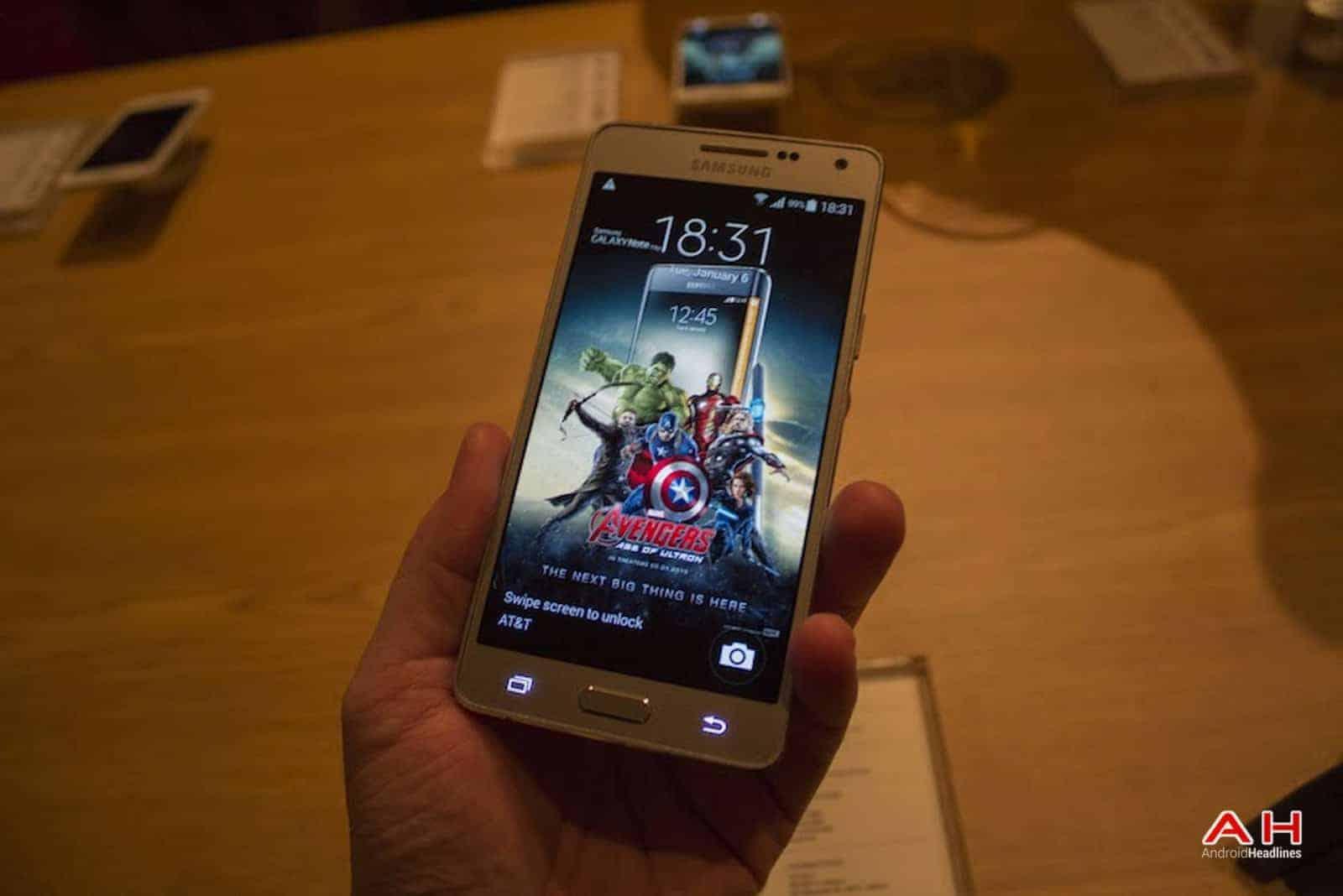 AH Samsung Galaxy A5-12