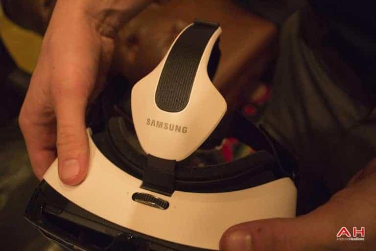 AH Samsung Gear VR 4