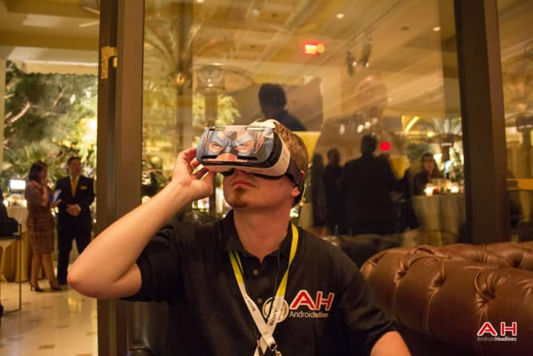 AH Samsung Gear VR 7