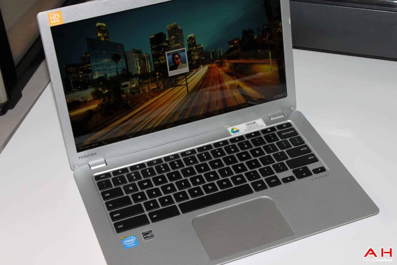 AH Toshiba ChromeBook 2 - 6