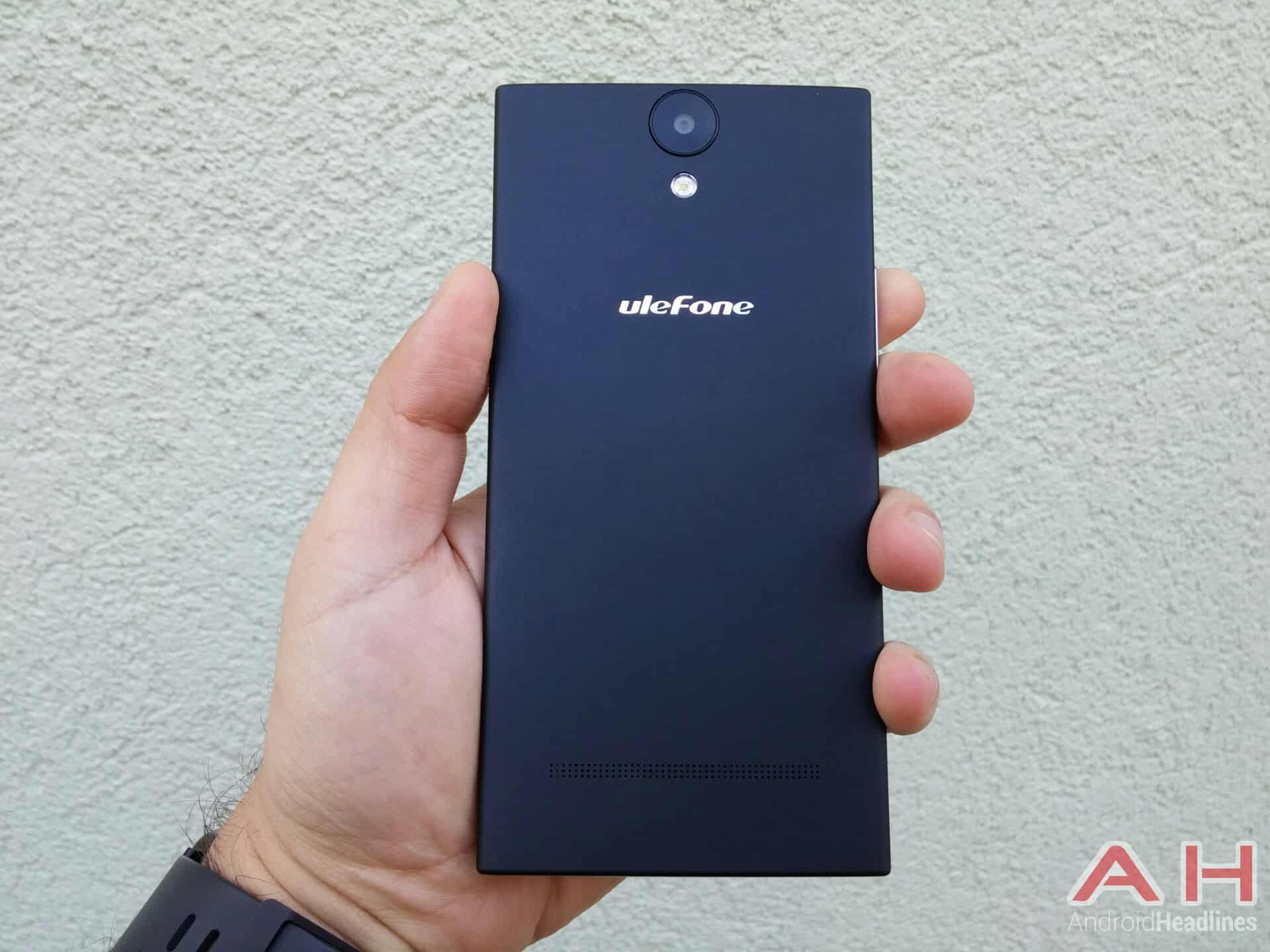 AH Ulefone Be One Hardware 2