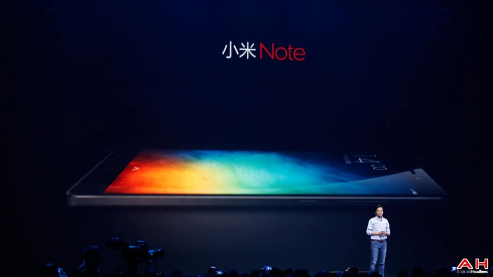 AH Xiaomi Note Event 3-5