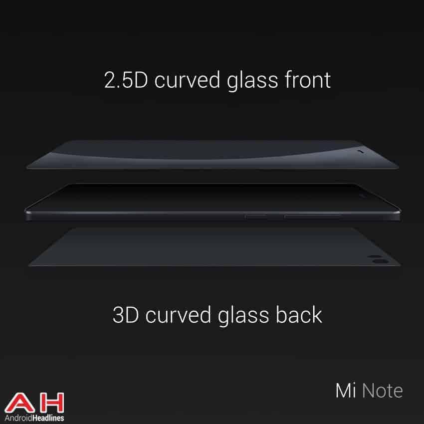 AH Xiaomi Note Event 5.1