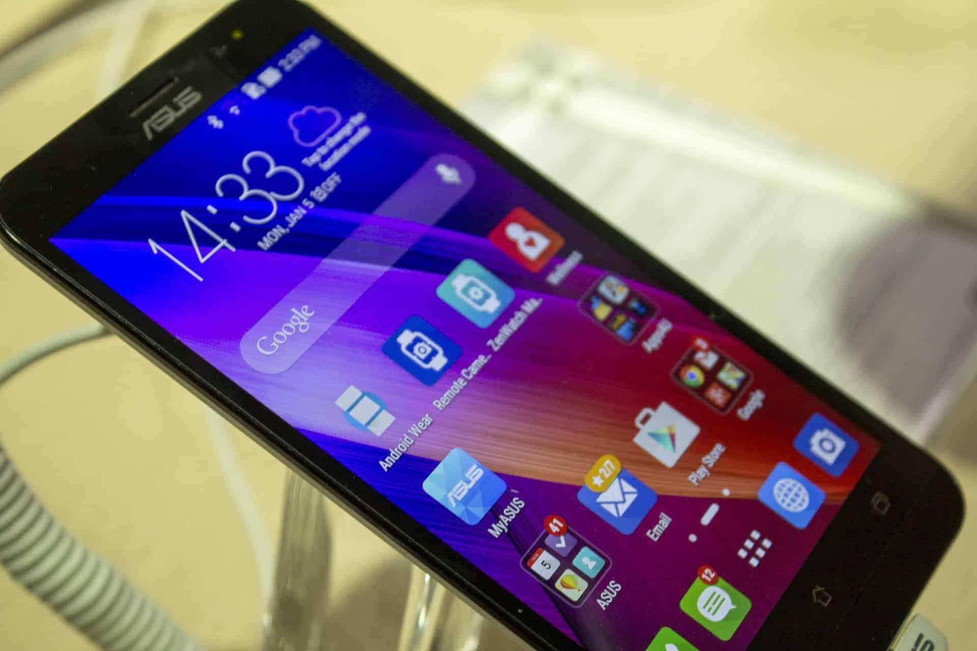 Дисплей + тачскрин на Asus Zenfone 2 (ZE551ML) купить