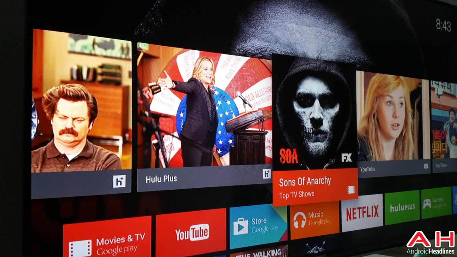 Android TV AH2