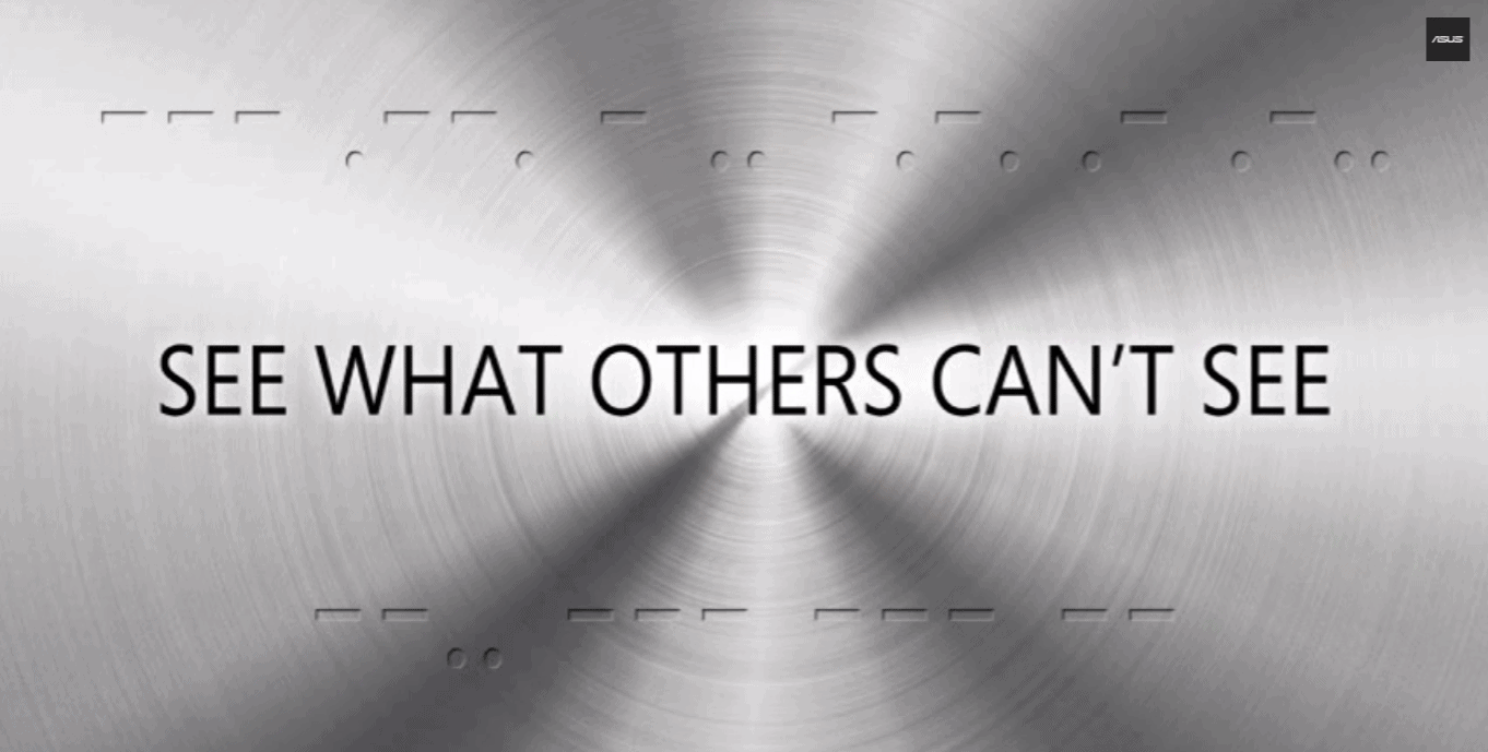 Asus CES Teaser video