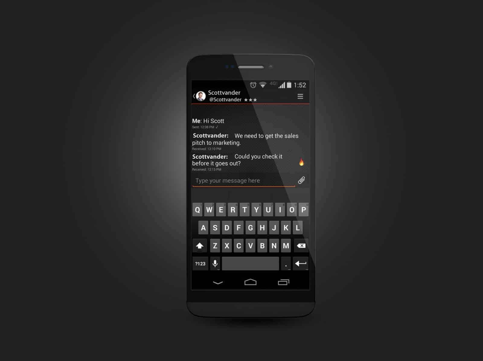 Blackphone 4