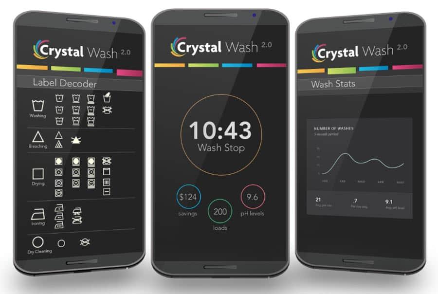 Crystal Wash 2.0 Main