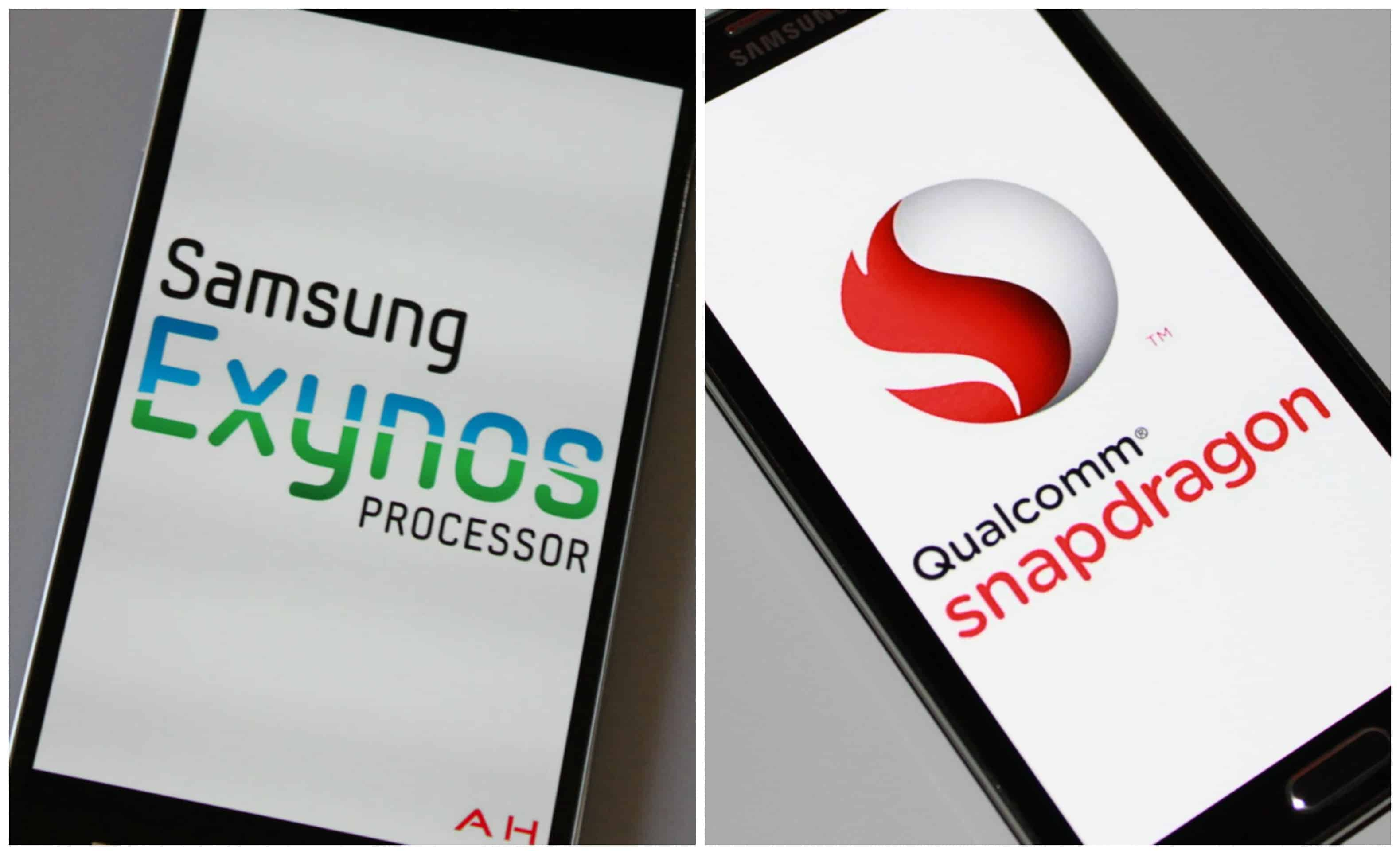 Exynos and Snapdragon AH