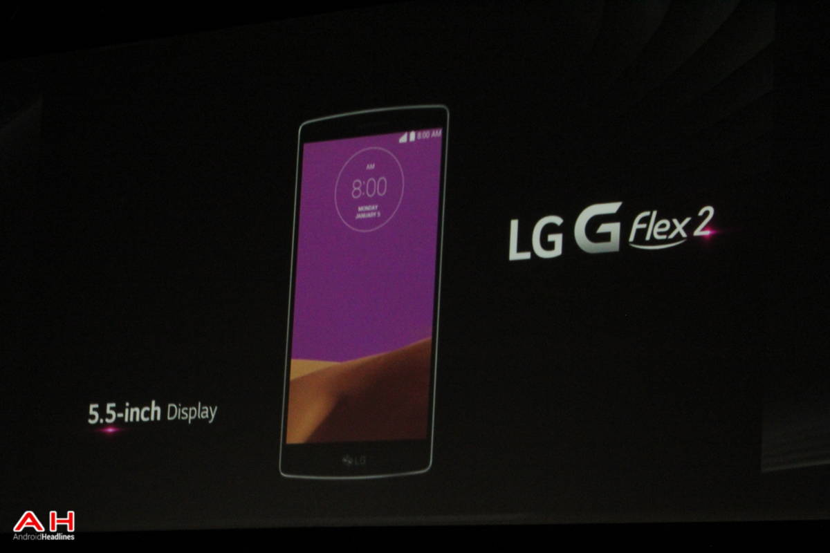 G Flex 2 Announce AH