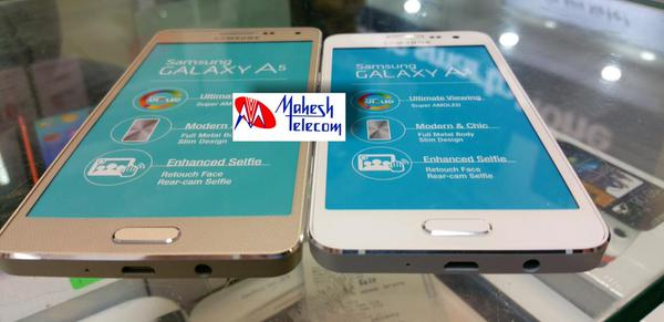 Galaxy A3 and A5 dummy