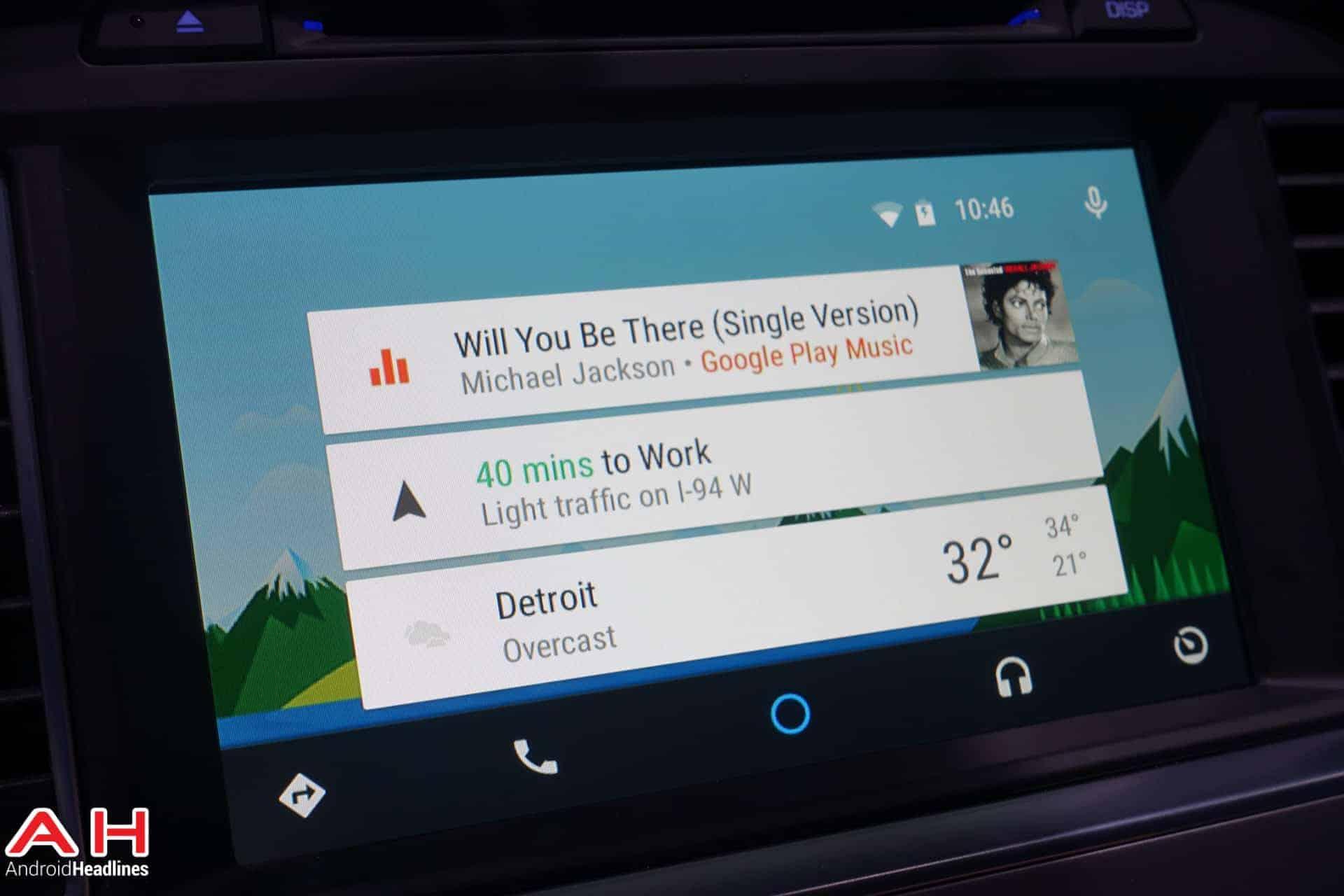 Hyundai Android Auto AH 02520