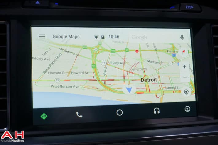 Spotify Updated to Support Android Auto