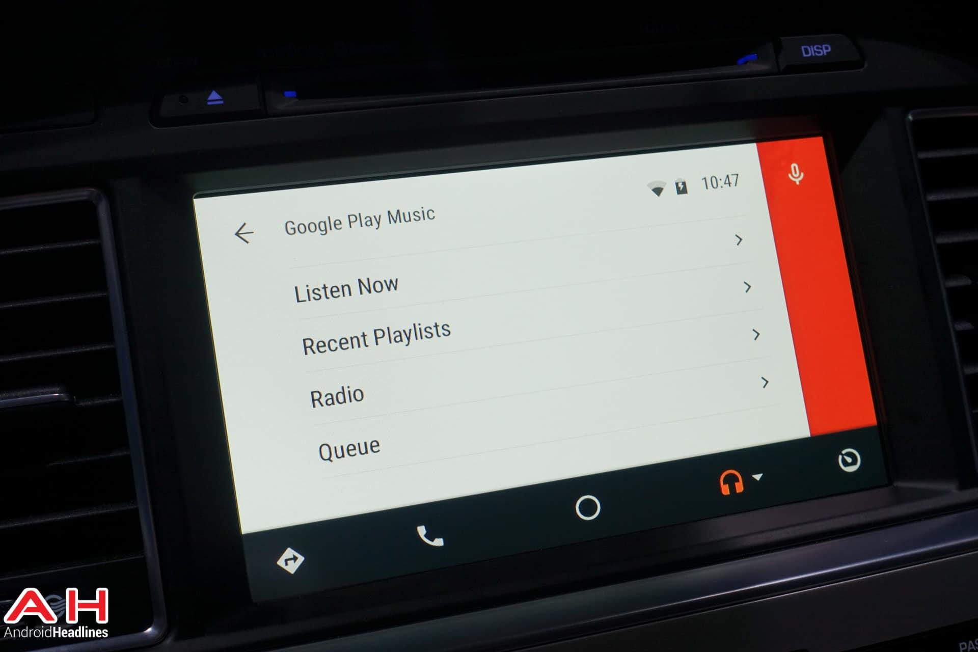 Hyundai Android Auto AH 02531