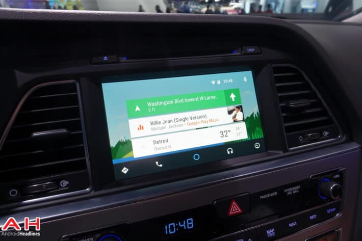 Android Auto: Head Units vs Being Built In