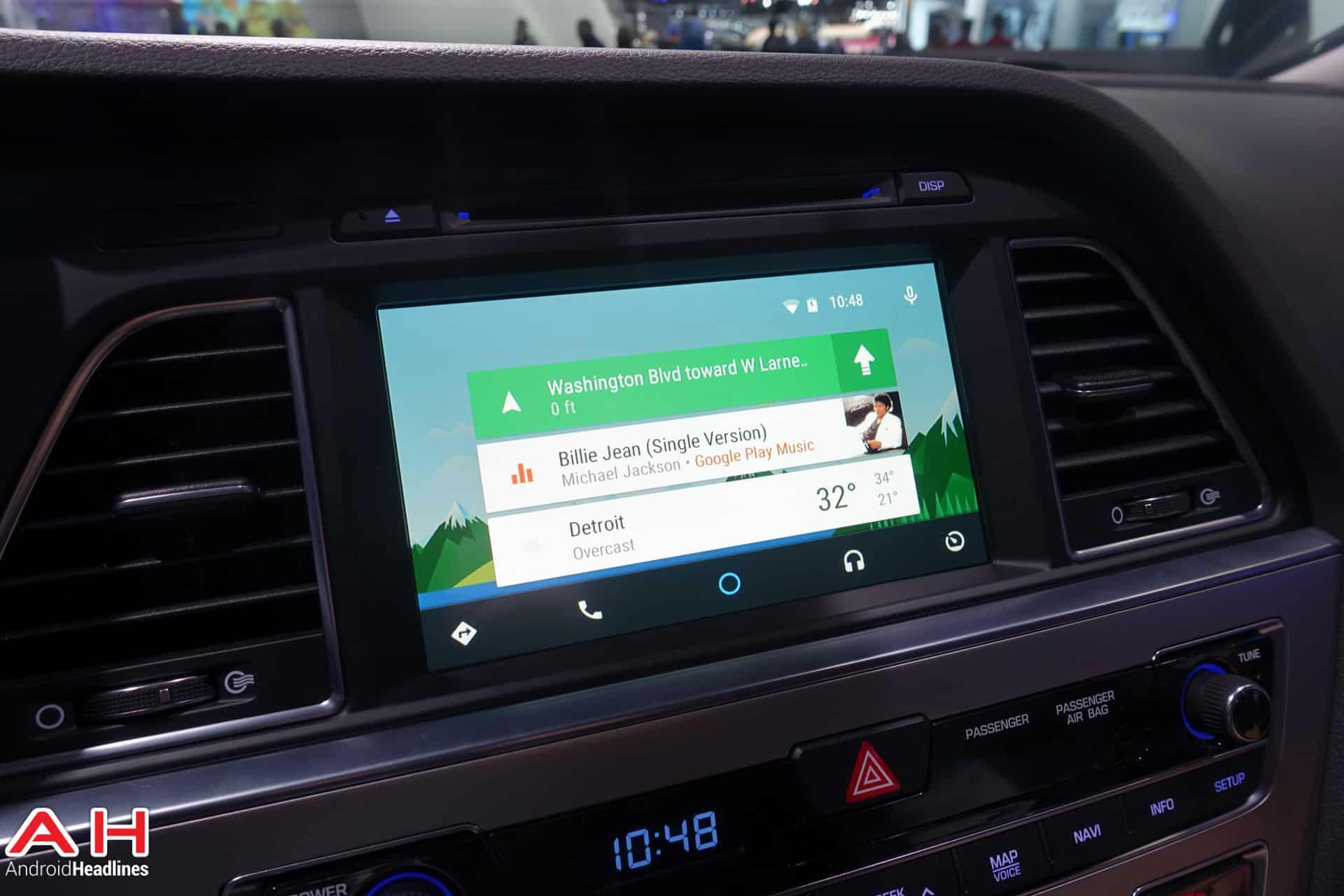 Hyundai Android Auto AH 02539