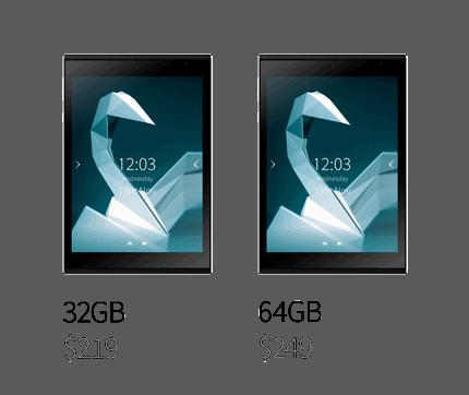 Jolla Tablet 2nd gen Indiegogo 21