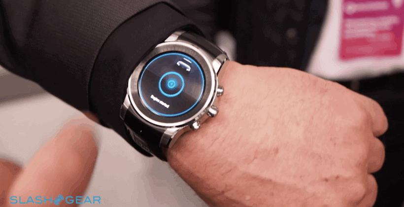 LG Audi smartwatch