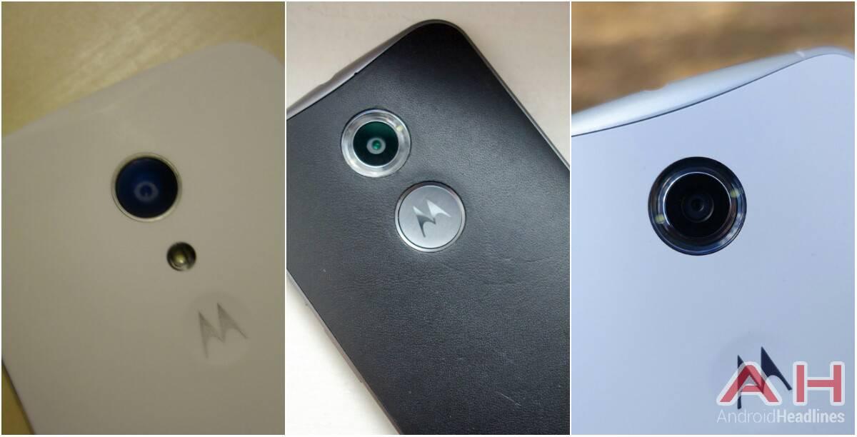 AH Moto G, Moto X And Moto X Pro