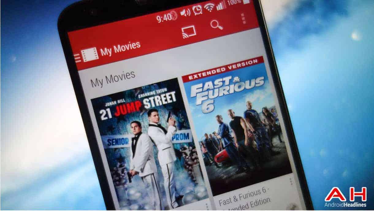 Movies on Smartphone cam AH