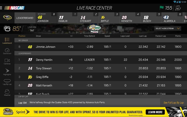 NASCAR offic