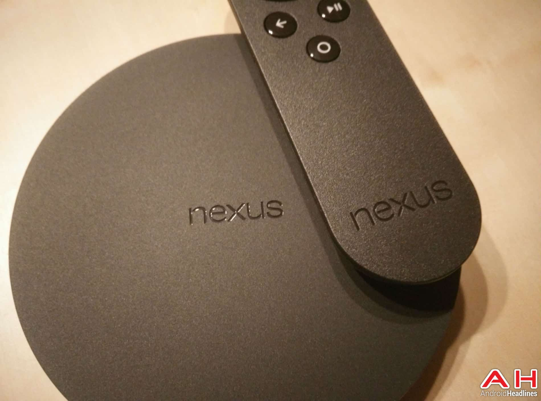 Nexus Player AH
