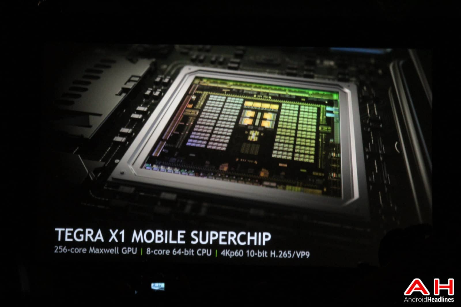 Nvidia Tegra X1 AH