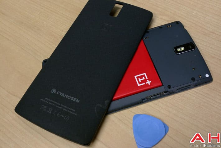 Android How-To: Remove and Replace the OnePlus One StyleSwap Back