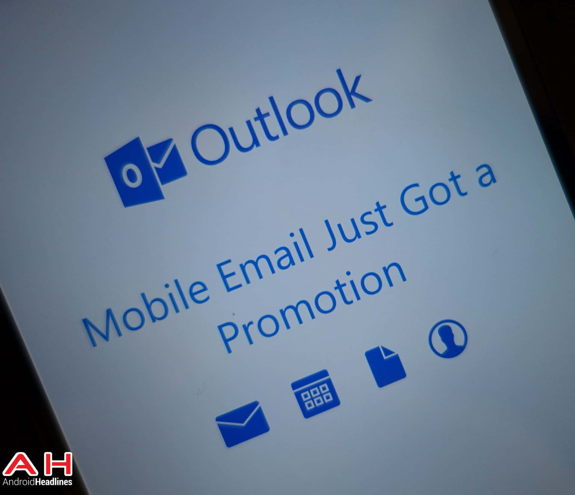 Outlook Android AH 03377