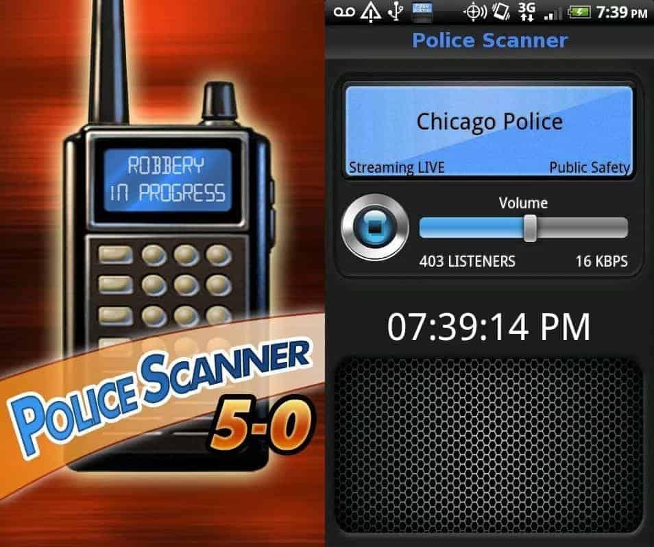 Police Scanner 5.0