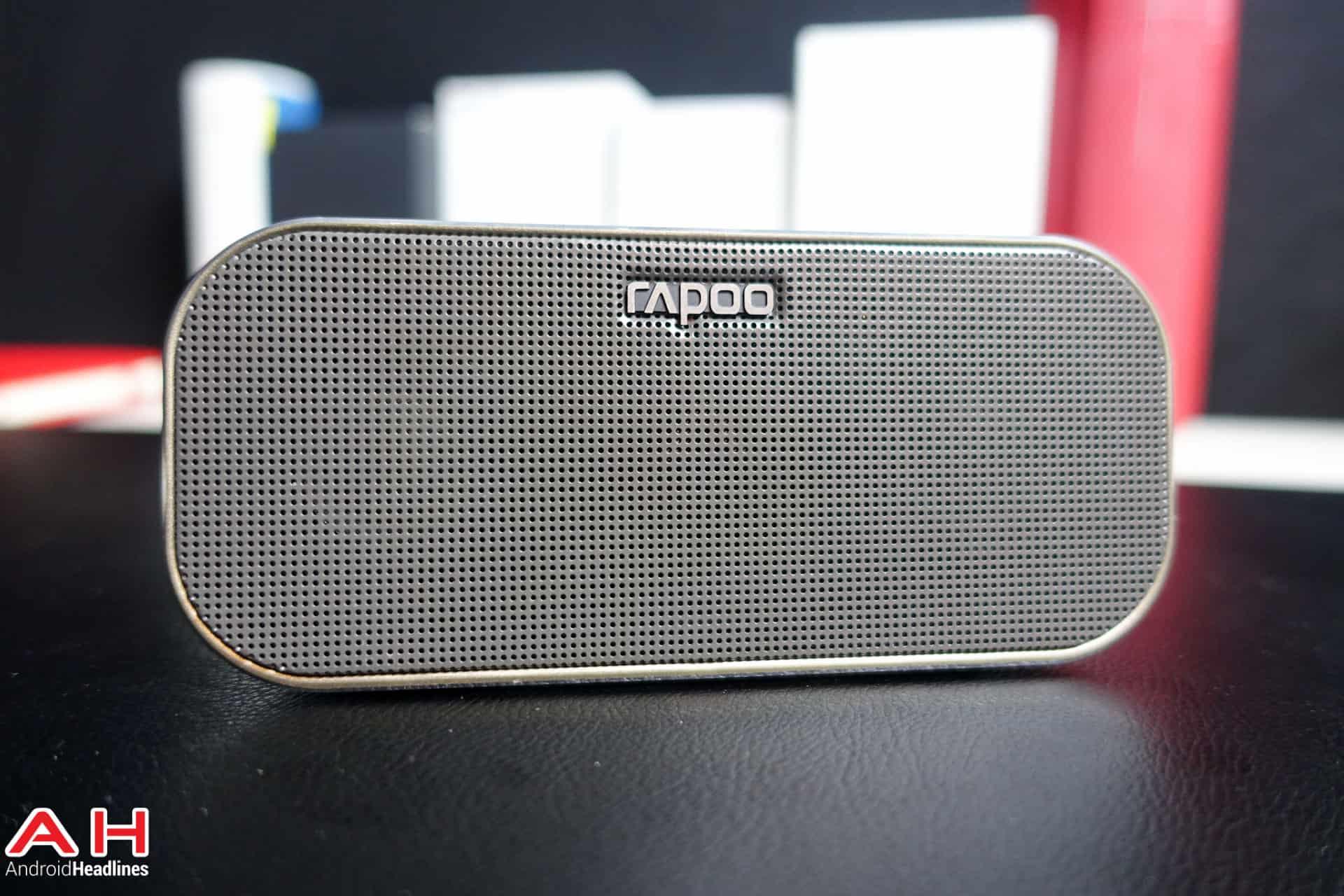 Rapoo A500 Bluetooth Speaker Review AH 03387