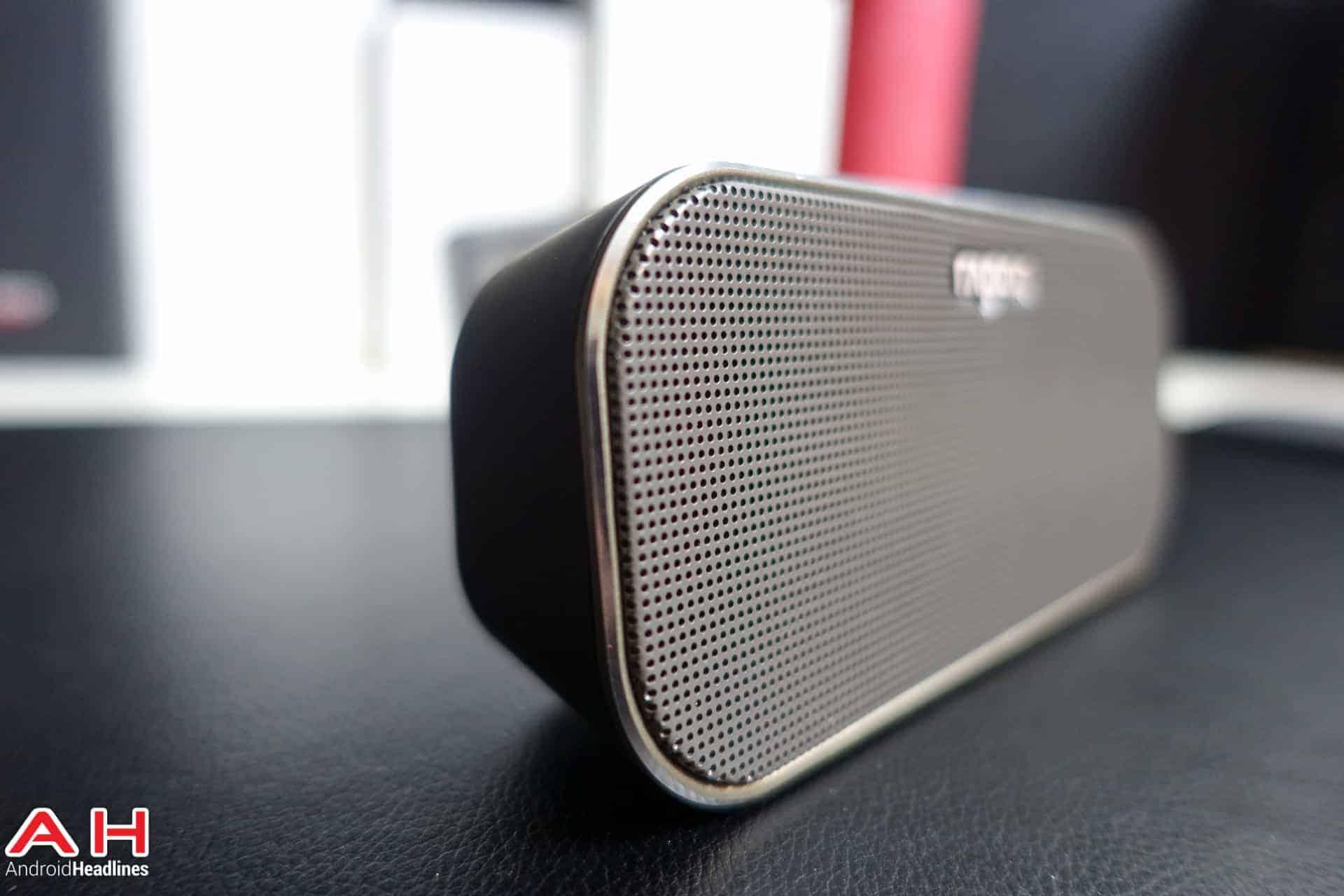 Rapoo A500 Bluetooth Speaker Review AH 03401