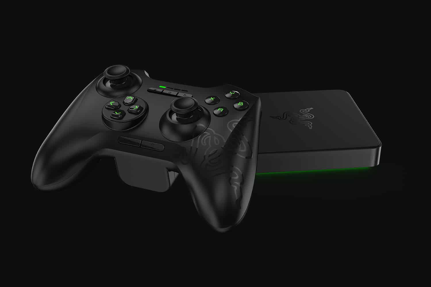 Razer Forge TV Android TV Console and Controller