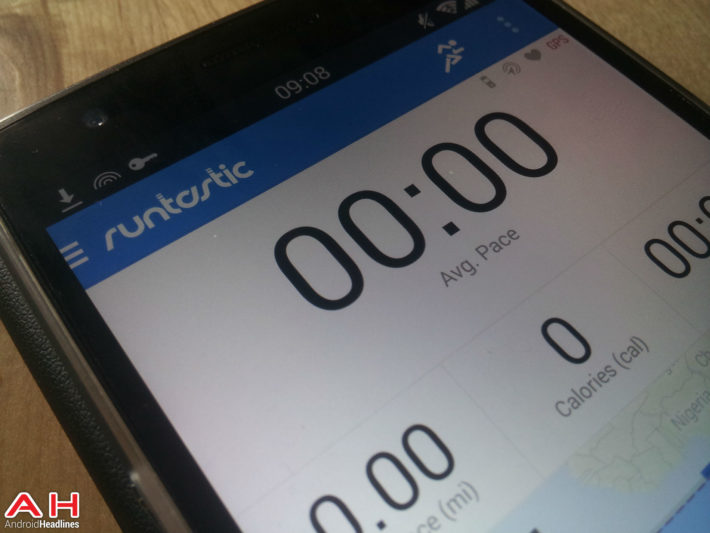 Android Wear's 'Always On' Now Supported By Runtastic