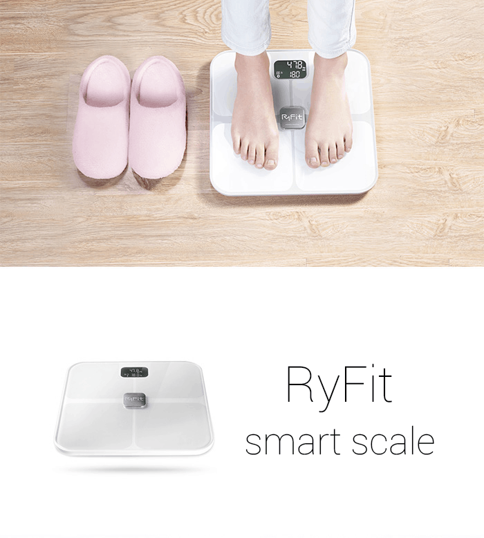 RyFit Smart Scale