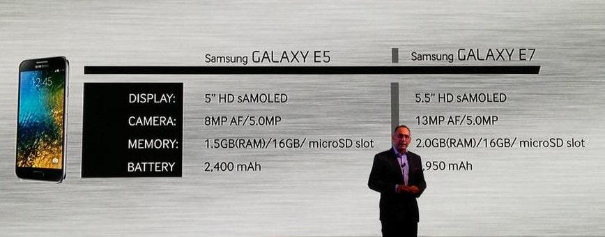 Samsung Galaxy E5 and E7_1