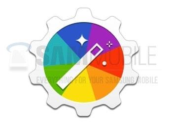 Samsung Theme Icon