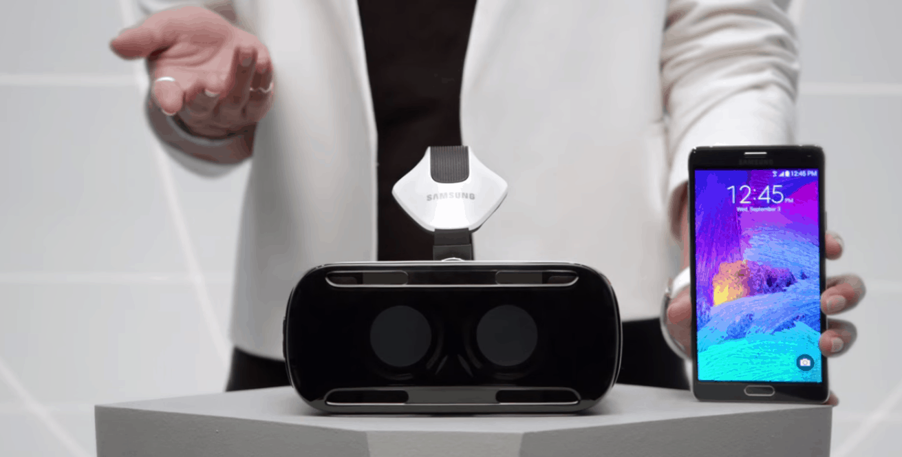 Samsung VR video Edited