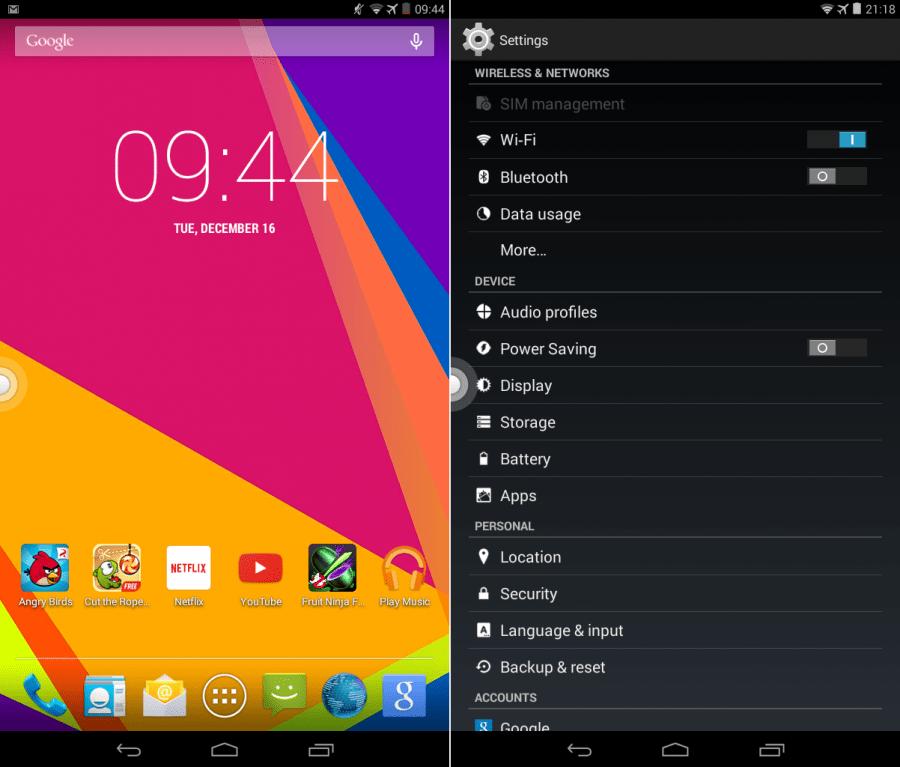blu rainbow button app