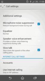 Xperia Z3 Slow Talk