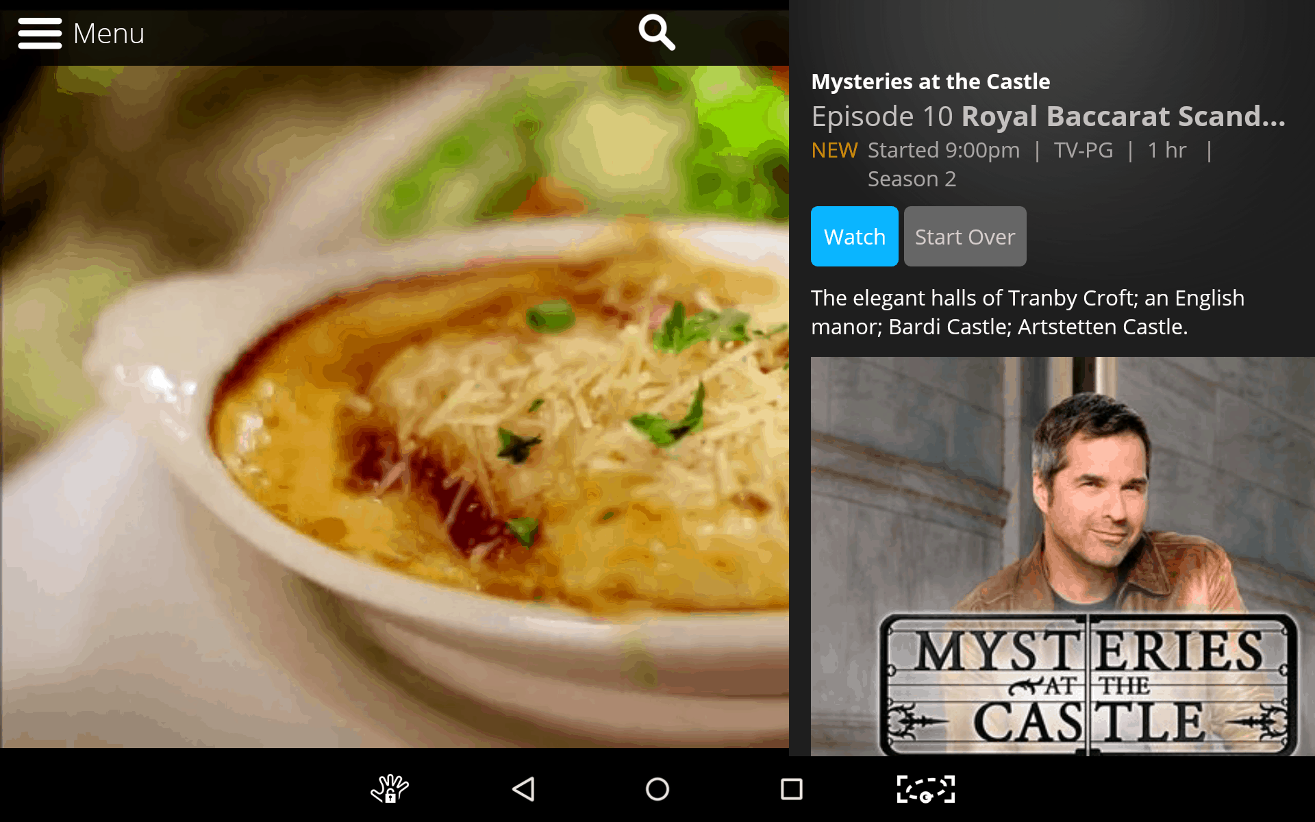 Sling TV For Android