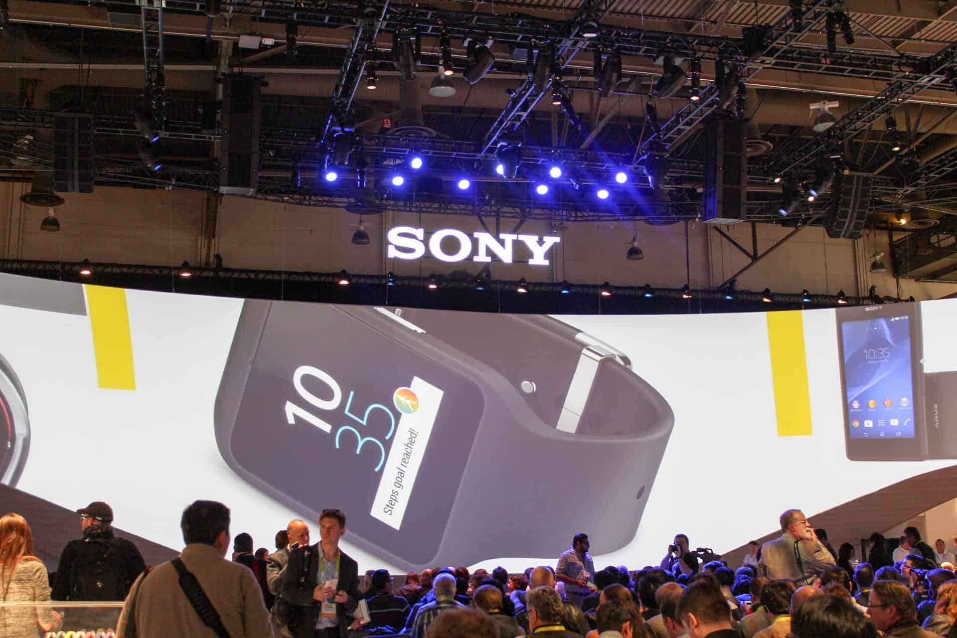 Sony AH 1